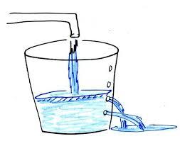 水龙头漏桶
